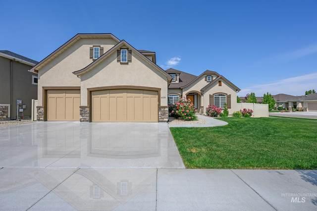 4335 N Brooksburg Way, Meridian, ID 83646 (MLS #98807989) :: Build Idaho