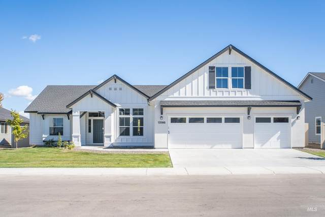 13566 S Baroque Ave, Nampa, ID 83651 (MLS #98808042) :: The Bean Team