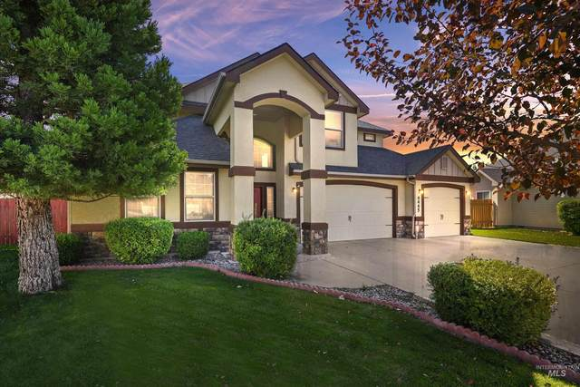 9445 W Harness, Boise, ID 83709 (MLS #98808121) :: City of Trees Real Estate