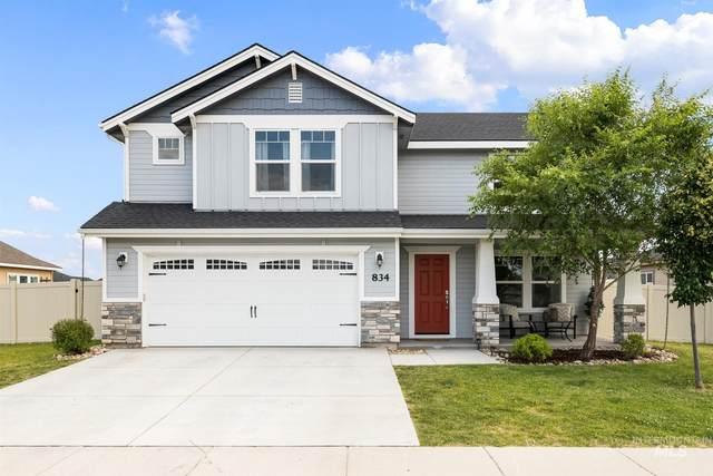 834 N Finsbury Way, Star, ID 83669 (MLS #98808346) :: Bafundi Real Estate