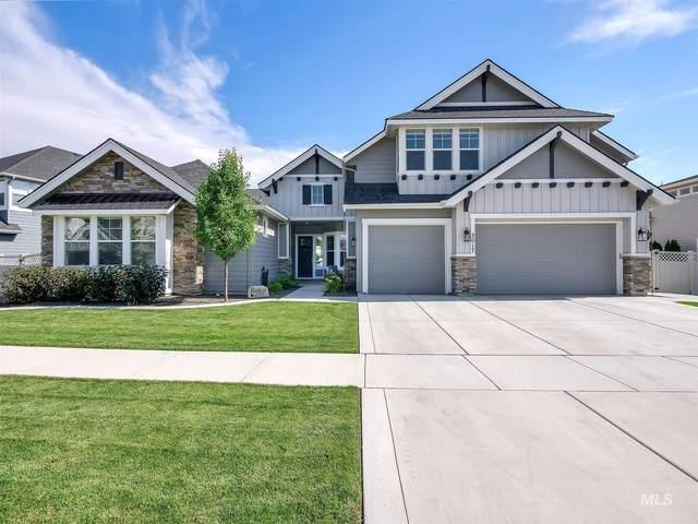 3017 W Alzano Dr, Meridian, ID 83646 (MLS #98808450) :: Story Real Estate