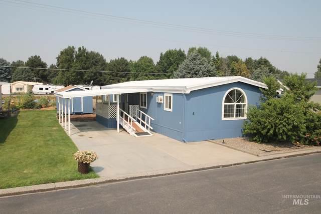 2750 Alden Rd #5, Fruitland, ID 83619 (MLS #98808486) :: Silvercreek Realty Group