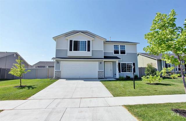 11437 W Meliadine River Street, Nampa, ID 83686 (MLS #98808521) :: Team One Group Real Estate