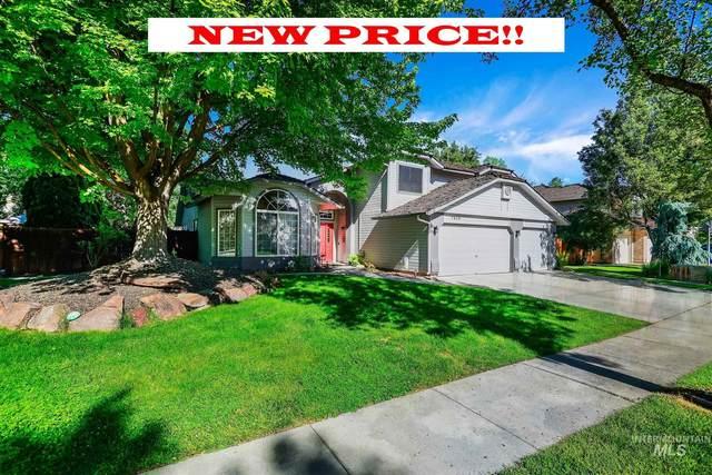 7939 W Bayhill Ct, Boise, ID 83704 (MLS #98808553) :: Silvercreek Realty Group