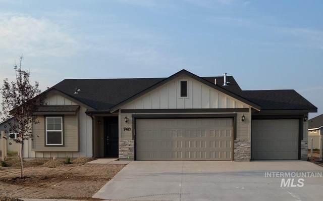740 SW Raelynn St., Mountain Home, ID 83647 (MLS #98808578) :: Boise River Realty