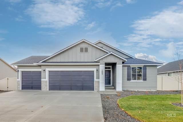 3107 N Moonshadow Ave, Kuna, ID 83634 (MLS #98808591) :: City of Trees Real Estate