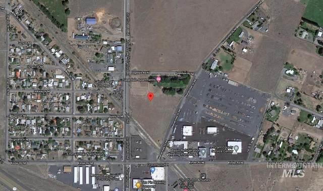 4121 NE Stratford Road, Izee, WA 98837 (MLS #98808632) :: Build Idaho