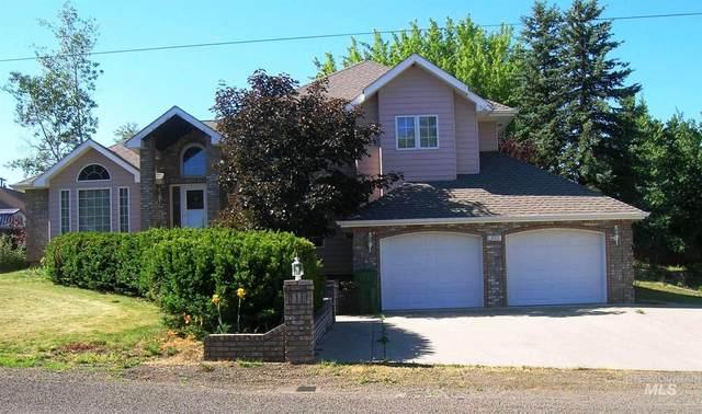 407 Hogan Street, Cottonwood, ID 83522 (MLS #98808642) :: Epic Realty