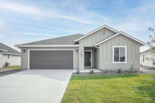 17692 N Pegram Way, Nampa, ID 83687 (MLS #98808749) :: Minegar Gamble Premier Real Estate Services