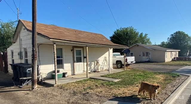 728 Walnut Street, Buhl, ID 83316 (MLS #98808802) :: New View Team