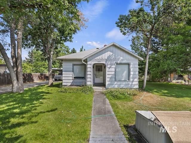 1022 Targee, Boise, ID 83706 (MLS #98808954) :: Scott Swan Real Estate Group