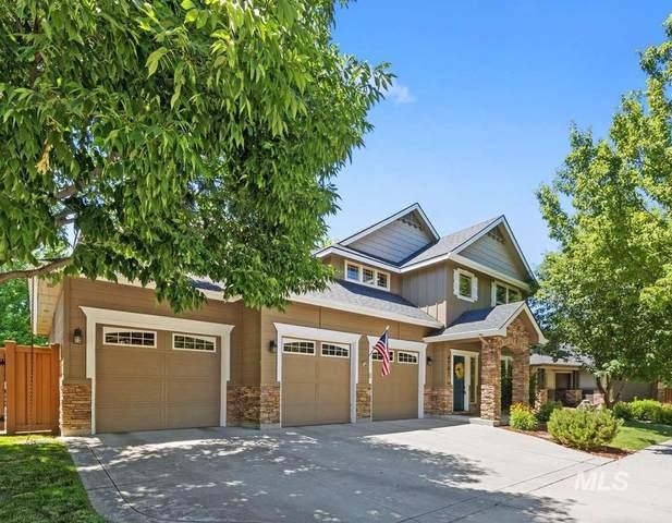 4787 S Corbari Place, Boise, ID 83709 (MLS #98808986) :: Haith Real Estate Team