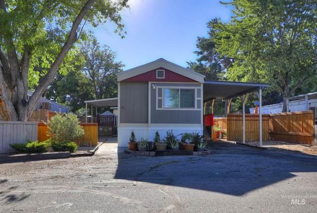 10601 N Horseshoe Bend Rd #36, Boise, ID 83714 (MLS #98809002) :: Story Real Estate