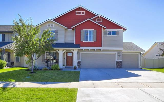 3206 S Mystic Seaport Ave, Nampa, ID 83686 (MLS #98809163) :: Silvercreek Realty Group