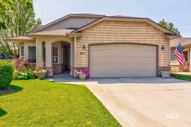380 S Golden Eagle Ln, Eagle, ID 83616 (MLS #98809175) :: New View Team