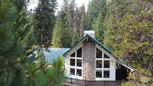 10289 Peterson Loop, Cascade, ID 83611 (MLS #98809178) :: Juniper Realty Group