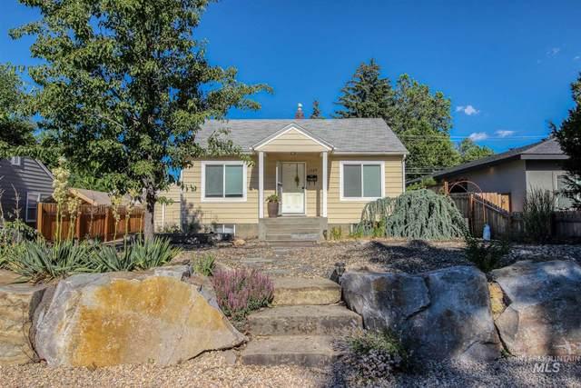 1722 S Leadville, Boise, ID 83706 (MLS #98809206) :: Build Idaho