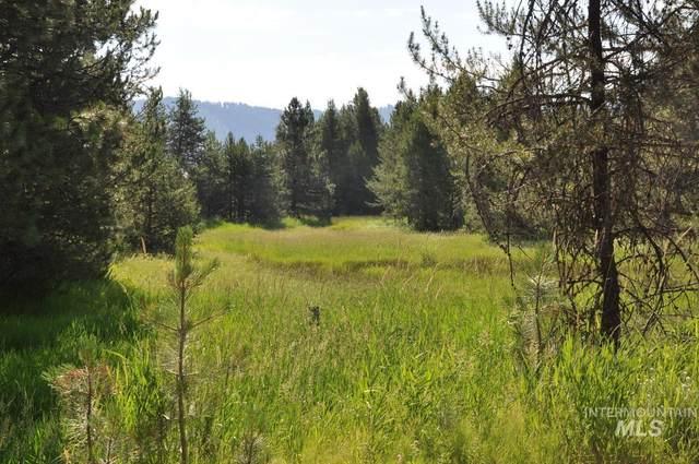 10346 Peterson Loop, Cascade, ID 83611 (MLS #98809281) :: Team One Group Real Estate