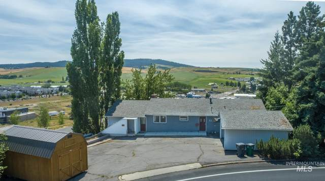 433 Paradise Dr, Moscow, ID 83843 (MLS #98809530) :: Epic Realty