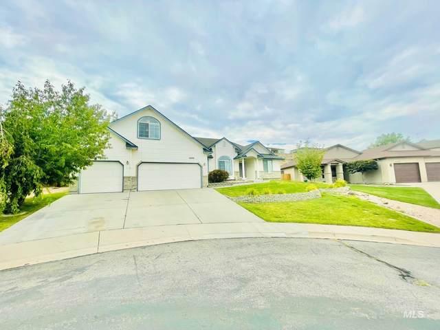 6499 S Liveoak Pl, Boise, ID 83716 (MLS #98809557) :: Silvercreek Realty Group