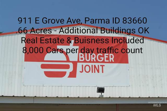 911 E Grove Ave, Parma, ID 83660 (MLS #98809591) :: Haith Real Estate Team