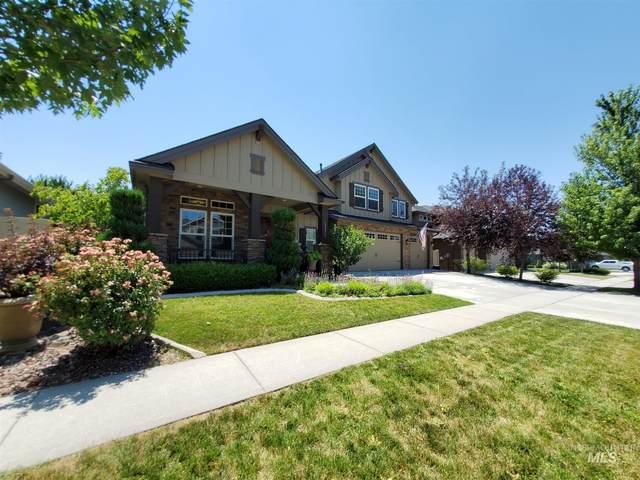 1253 E Tuttle St., Meridian, ID 83646 (MLS #98809651) :: Haith Real Estate Team