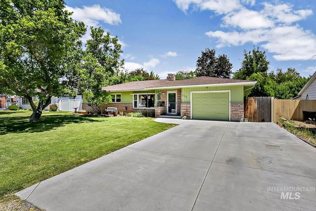 1722 S Gourley, Boise, ID 83705 (MLS #98809898) :: Team One Group Real Estate