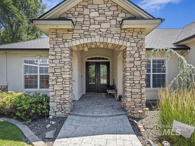 2648 N Santee, Meridian, ID 83646 (MLS #98809903) :: Michael Ryan Real Estate