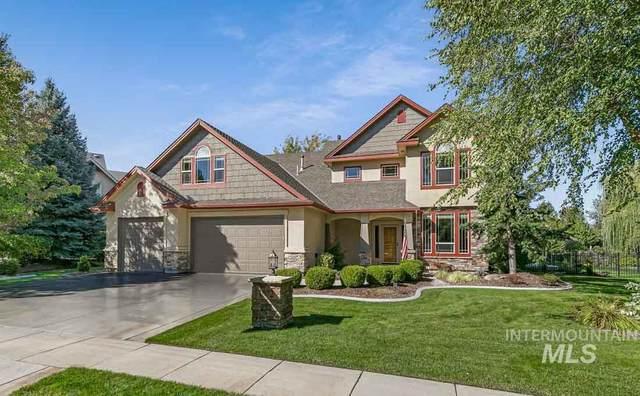 1072 E Riversong Drive, Eagle, ID 83616 (MLS #98810129) :: Bafundi Real Estate