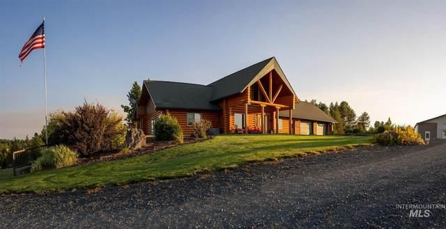1201 W Mount Deary Creek Road, Deary, ID 83823 (MLS #98810168) :: Story Real Estate
