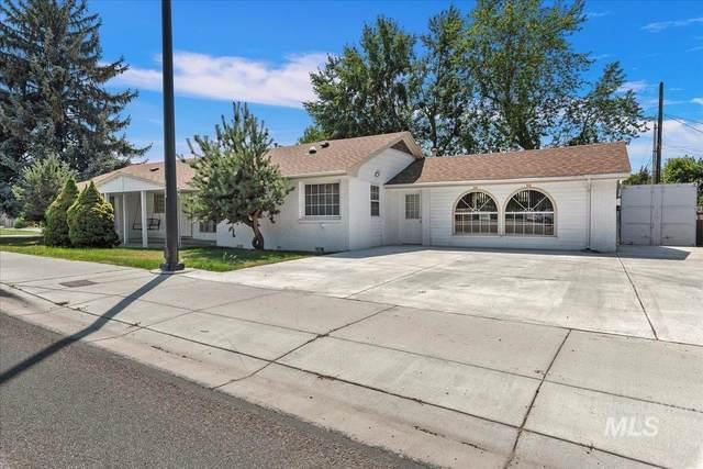 1719 N Cole Road, Boise, ID 83704 (MLS #98810194) :: Boise Home Pros