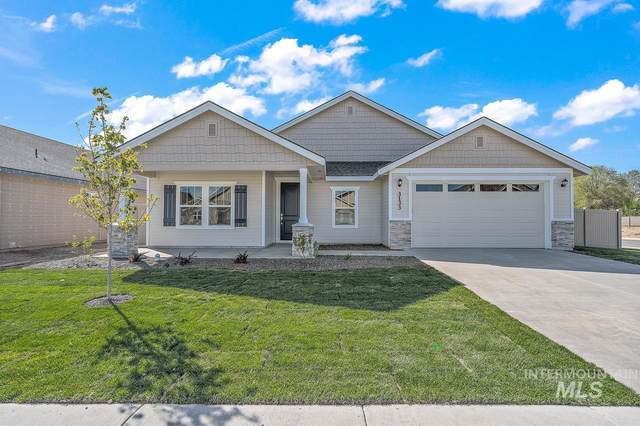 3708 E Warm Creek Ave., Nampa, ID 83687 (MLS #98810257) :: City of Trees Real Estate