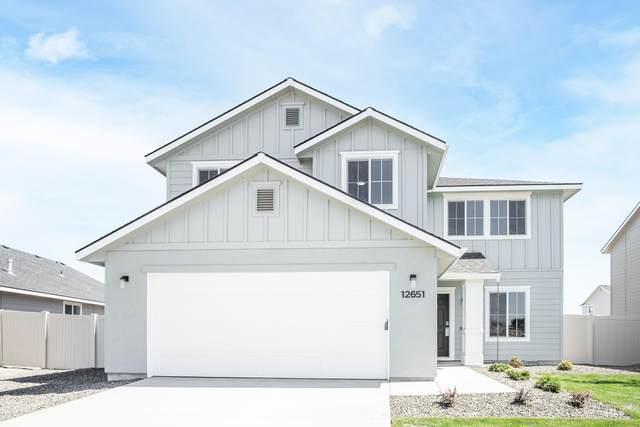 12651 Lignite Dr, Nampa, ID 83651 (MLS #98810350) :: Idaho Life Real Estate