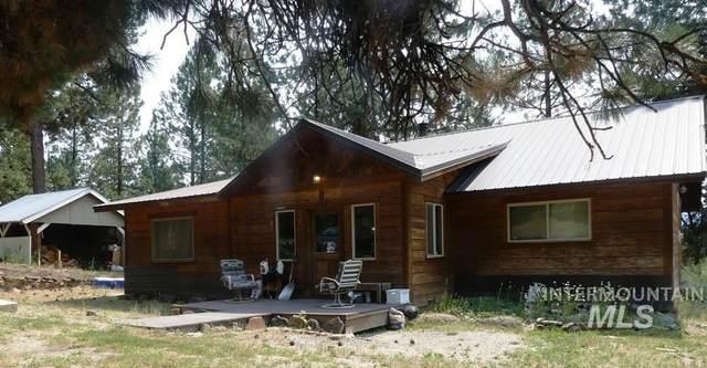 465 Cabarton, Cascade, ID 83611 (MLS #98810490) :: Juniper Realty Group