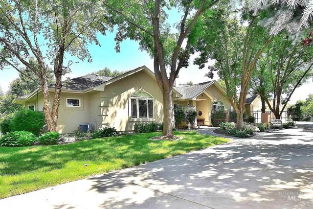 6021 Willow Creek, Eagle, ID 83616 (MLS #98810754) :: Build Idaho