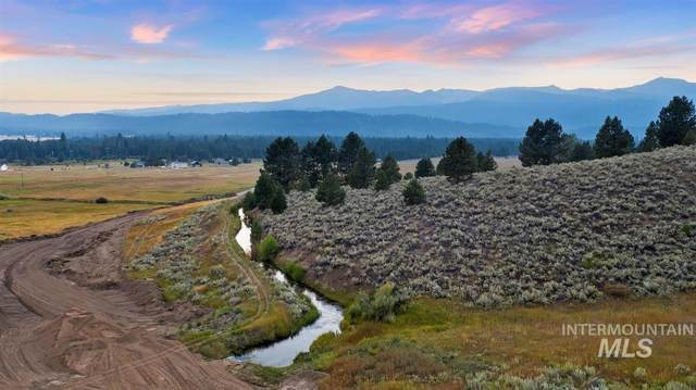 80 Alpha View Place, Cascade, ID 83611 (MLS #98810776) :: Michael Ryan Real Estate