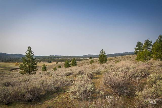 77 Alpha View Place, Cascade, ID 83611 (MLS #98810778) :: Michael Ryan Real Estate
