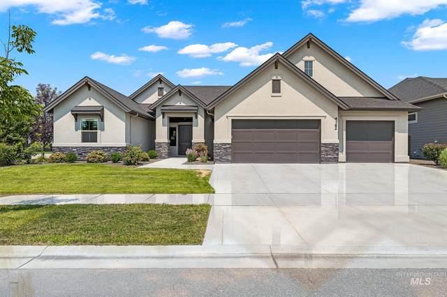 4162 W Ladle Rapids St, Meridian, ID 83646 (MLS #98810962) :: Boise Home Pros