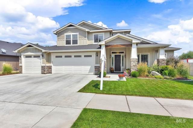 612 N Pincushion Ave, Eagle, ID 83616 (MLS #98811188) :: Silvercreek Realty Group