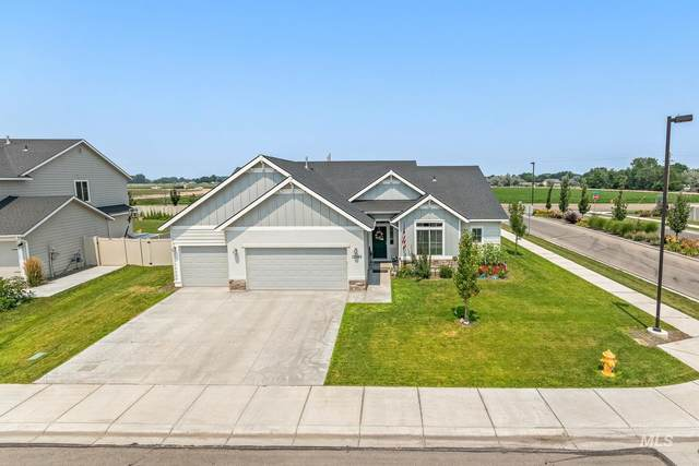 11340 W Quartet, Nampa, ID 83651 (MLS #98811313) :: Boise Home Pros