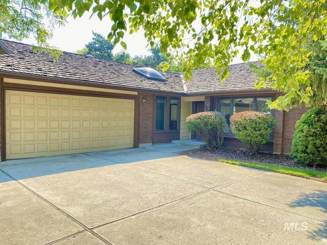 223 E Old Saybrook, Boise, ID 83706 (MLS #98811328) :: New View Team