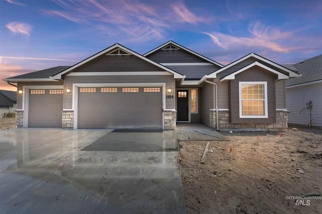 1414 W Tumble Creek Dr, Meridian, ID 83646 (MLS #98811473) :: Haith Real Estate Team