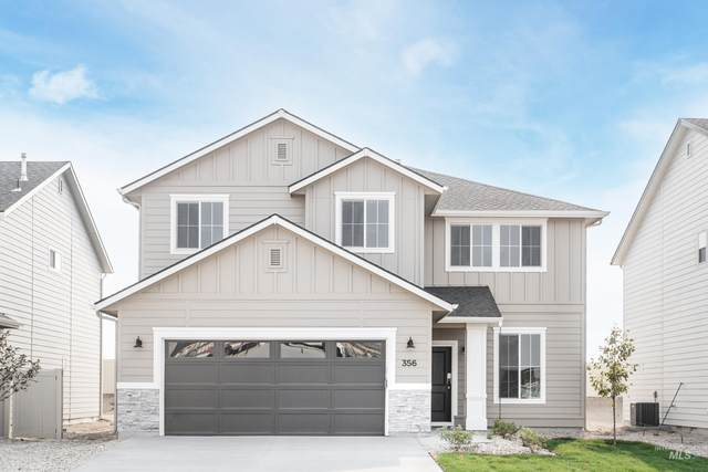 356 S Riggs Spring Ave, Meridian, ID 83642 (MLS #98811493) :: The Bean Team