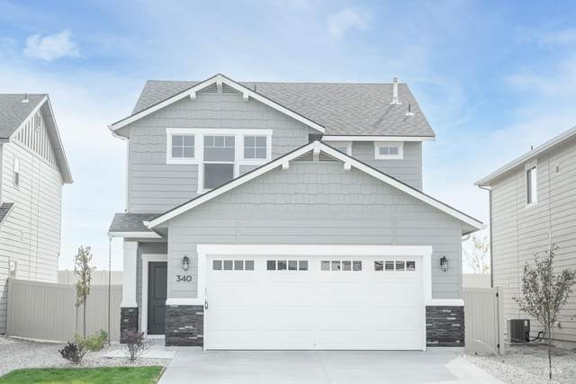 340 S Riggs Spring Ave, Meridian, ID 83642 (MLS #98811495) :: The Bean Team