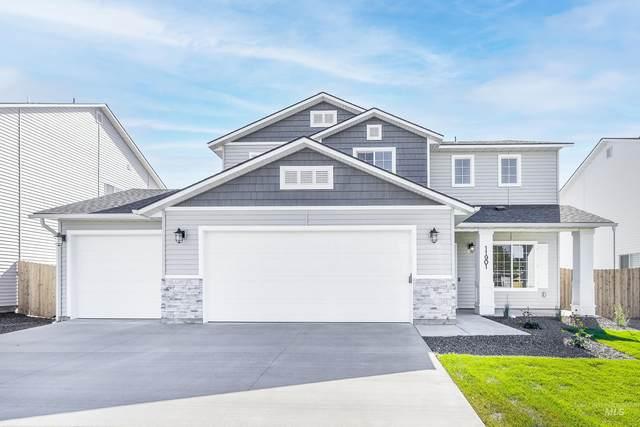 11901 Wilmington St., Caldwell, ID 83605 (MLS #98811560) :: Idaho Life Real Estate