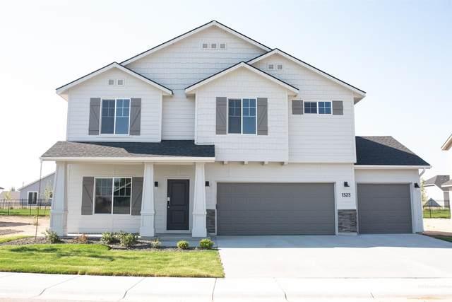 1323 W Pendulum Cove Dr, Kuna, ID 83634 (MLS #98811687) :: Minegar Gamble Premier Real Estate Services