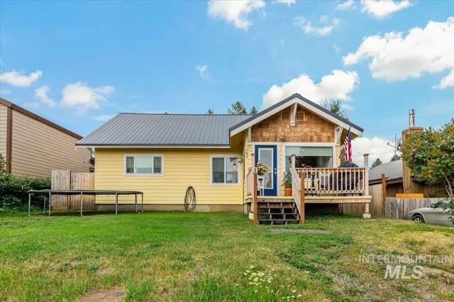 103 N Hillcrest Rd, Cascade, ID 83611 (MLS #98811785) :: Juniper Realty Group