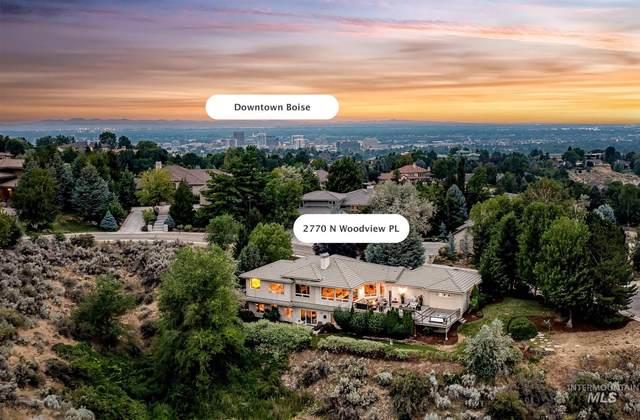 2770 N Woodview Pl, Boise, ID 83702 (MLS #98811876) :: Epic Realty