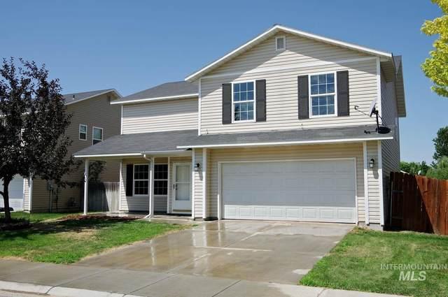 2683 N Kristy Ave, Kuna, ID 83634 (MLS #98811886) :: Silvercreek Realty Group