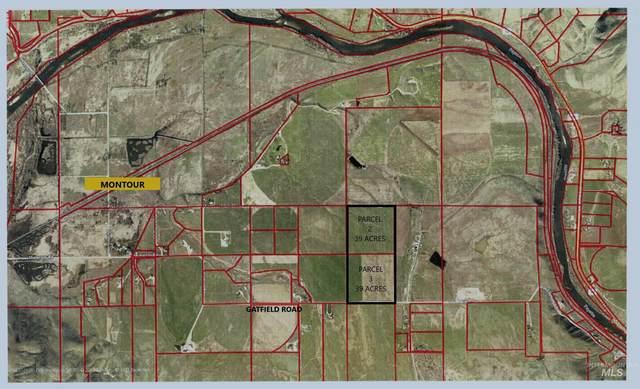Parcel's 2 & 3 Gatfield Road, Montour, ID 83617 (MLS #98811984) :: Idaho Life Real Estate